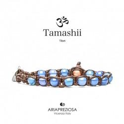 Tamashii - Agata Blu (6mm)