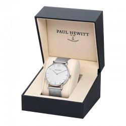Paul Hewitt - Sailor White Sand Argentato Mesh