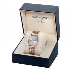 Paul Hewitt - Modern Edge Silver Sunray Oro Rosa Metallo Bicolor Oro Rosa Argentato