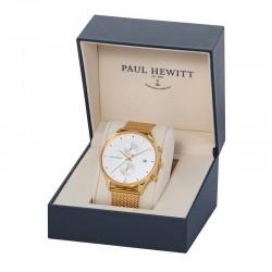 Paul Hewitt - Chrono White Sand Argentato Woven Mesh