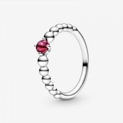 Pandora - Rosso Fuoco Decorato Con Sfere