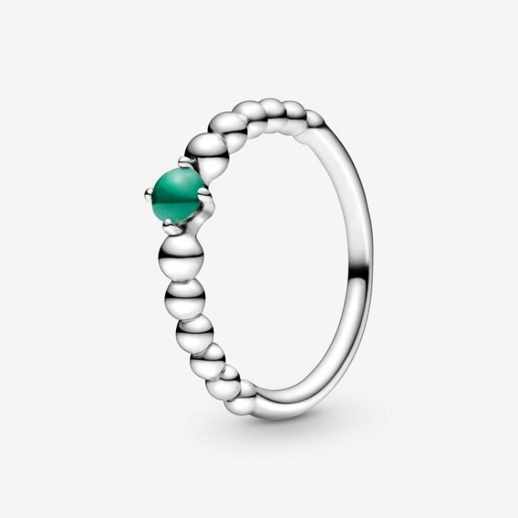 Pandora - Verde Bosco Decorato Con Sfere