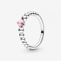 Pandora - Petalo Rosa Decorato Con Sfere