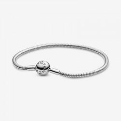 Pandora - Bracciale Pandora Moments Con Maglia Snake