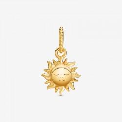 Pandora - Pendente Sole Scintillante