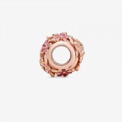 Pandora - Charm Margherita Rosa Openwork