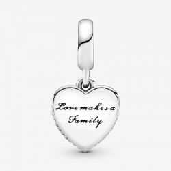 Pandora - Charm Pendente Amare Significa Famiglia