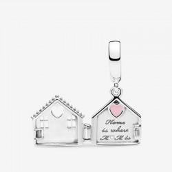 Pandora - Charm Pendente Casa Di Mamma