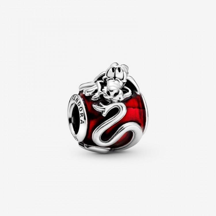 Pandora - Disney, Charm Pendente Mushu, Mulan